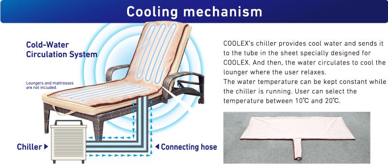 Cooling mechanism